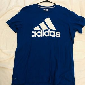 MENS XL ADIDAS SHIRT